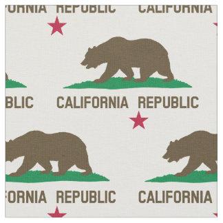 De Stof van de Republiek van Californië