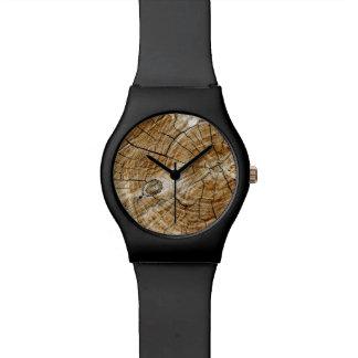 De Stomp van de boom Horloge