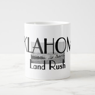 De Stormloop van het Land van ABH Oklahoma Grote Koffiekop