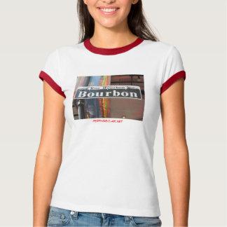 De Straat van de bourbon T Shirt