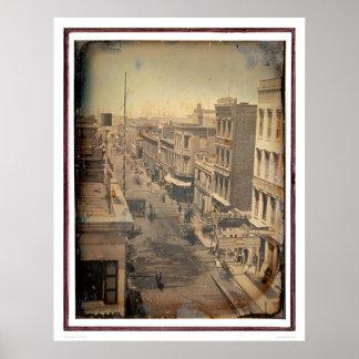 De Straat van Sacramento (40089) Poster
