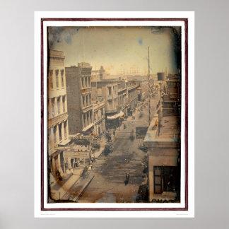 De Straat van Sacramento - Omgekeerde Versie (4008 Poster
