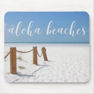 De Stranden van Aloha Muismat