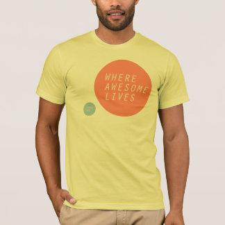 De Streek van het comfort T Shirt