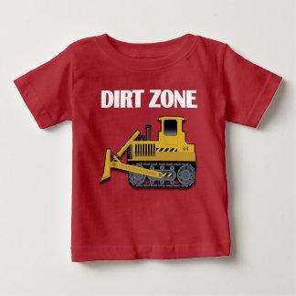De Streek van het vuil (Bulldozer) - T-shirt  van