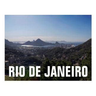 De Streek van het Zuiden van het Rio de Janeiro Briefkaart