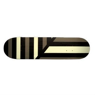 De Streep van de Kunst van de Lijn van het Skateboard