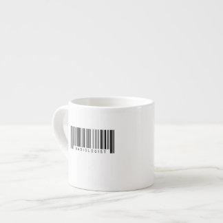 De Streepjescode van de radioloog Espresso Kop