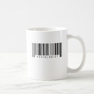 De Streepjescode van de radioloog Koffiemok