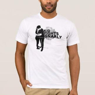 De Strijden Gnarly van het kind | Jonge Liefde T Shirt