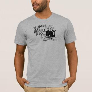 De Strijden Gnarly van het kind | Walvissen zijn T Shirt