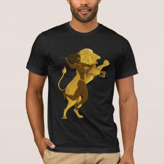 De Strijder van de leeuw T Shirt