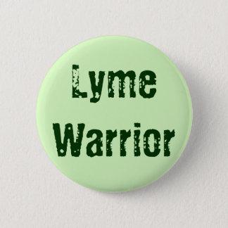 De Strijder van Lyme Ronde Button 5,7 Cm