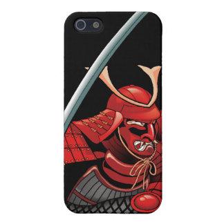 De Strijder van samoeraien iPhone 5 Cases