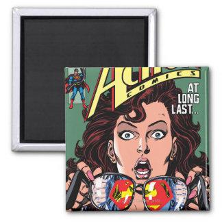 De Strippagina #662 Februari 91 van de actie Vierkante Magneet