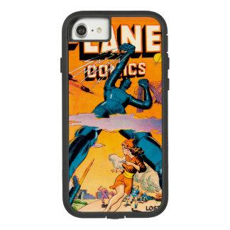 De strippagina no.48 van de planeet Case-Mate tough extreme iPhone 8/7 hoesje