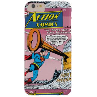 De Strippagina van de actie #241 Barely There iPhone 6 Plus Hoesje