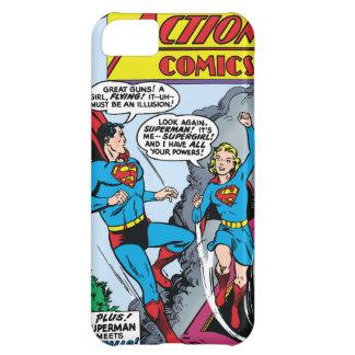 De Strippagina van de actie #252 iPhone 5C Hoesje