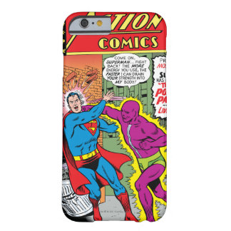 De Strippagina van de actie #340 Barely There iPhone 6 Hoesje