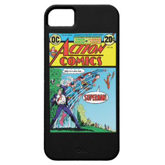 De Strippagina van de actie #426 Barely There iPhone 5 Hoesje