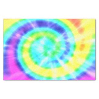 De stropdas-Kleurstof van de Regenboog van Trippy 25,4 X 38,1 Cm Tissue Papier