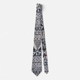 De stropdas van de tapadoek van Tiki