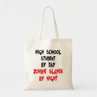 De Student van de Middelbare school van de Moorden Budget Draagtas