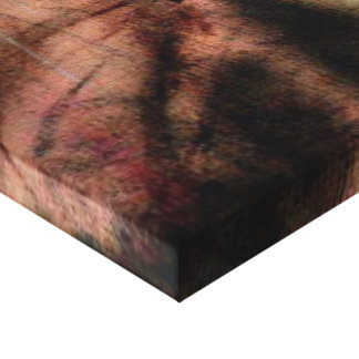 De studie van de engel f8 stretched canvas prints