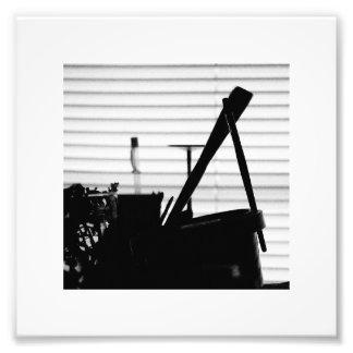De Studie van de studio Fotografische Afdruk
