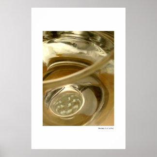De Studie van het glas, Nr 11 Poster