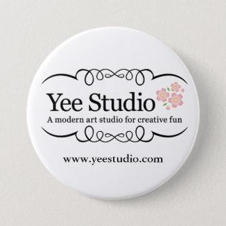 De Studio van Yee Ronde Button 7,6 Cm