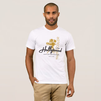 De Studio's van Hollywood - circa 1930 van de T Shirt