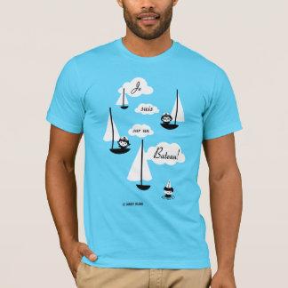 De suis sur V.N. Bateau van Je! T Shirt