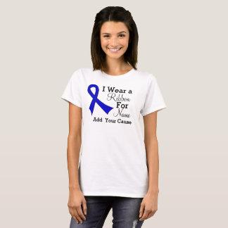 De Super Held van Kanker van de borst T Shirt