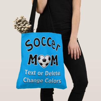 De super Leuke Zak van het Mamma van het Voetbal Draagtas
