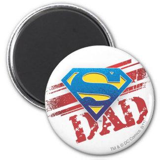 De super Strepen van de Papa Koelkast Magneten