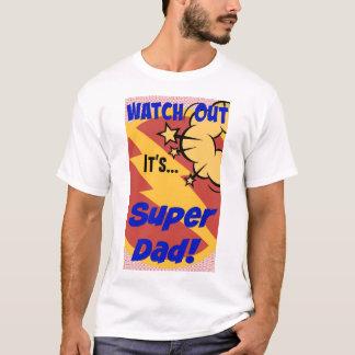 De super T-shirt van de Papa