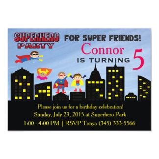 De super Uitnodiging van de Partij van de Held