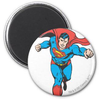 De superman stelt vooruit 2 in werking ronde magneet 5,7 cm