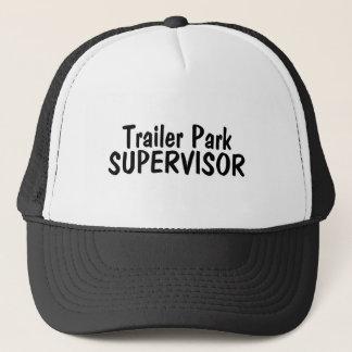 De Supervisor van het Park van de aanhangwagen Trucker Pet
