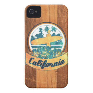 De surfplank van Californië