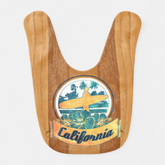 De surfplank van Californië Baby Slabben