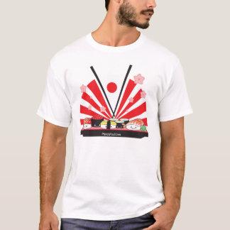 De sushi landen Unisex-Overhemd (meer stijlen) T Shirt