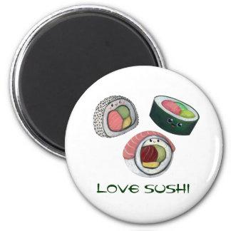 De Sushi van de liefde Magneet