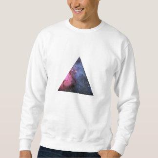 De sweater Hipster van de Driehoek van de Nevel