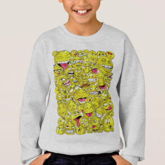 De Sweater van Emoticons