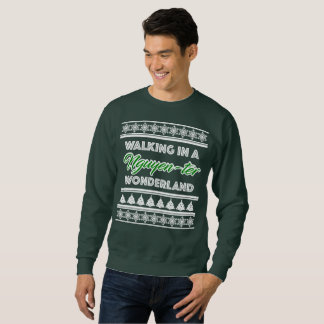 De Sweater van Kerstmis van het Sprookjesland