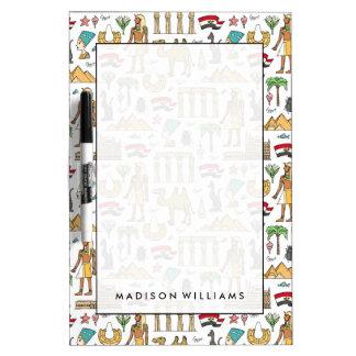 De Symbolen van de kleur van het Patroon van Whiteboards