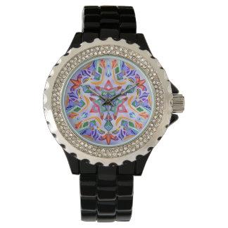 De Symmetrie van het kristal (het Horloge van het