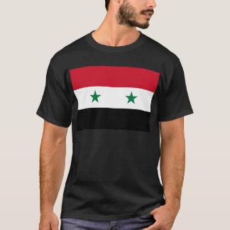 De Syrische Arabische Vlag van de Republiek - Vlag T Shirt